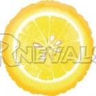 Folijas hēlija balons Citrons
