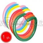 Baloni veidošanai (tvistingam), izmērs Q260, iepakojums 1 gb., krāsas sortimentā