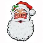 Santa Klauss papīra dekorācija