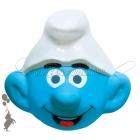 Maska PVC « Smurfs »