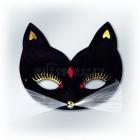 Karnevāla melna kaķa maska, BAGHERA