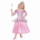 Princeses komplekts 3-6 gādu vecumā meitenēm