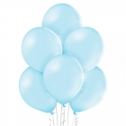 "12""/30cm lateksa baloni Pastelis Gaiši Zils 6 gab."