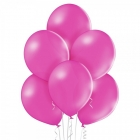 "12""/30cm lateksa baloni Pastelis Koši Rozā 6 gab."