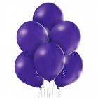 """12""""/30cm lateksa baloni Pastelis Koši Violets 6 gab."""