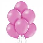 "12""/30cm lateksa baloni Pastelis Ciklamena Rozā 6 gab."