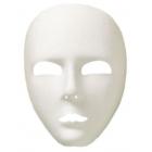 Balta sejas maska