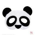 PANDA plīša maska