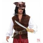Pirātu krekls ar vesti (XL)