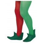Elfa zābaki, zaļie