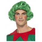 Elfa parūka, zaļa