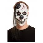 Briesmīgā klauna maska, ar gumiju