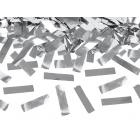 Konfeti plaukšķene, sudraba folija, 60cm