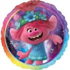 """Folijas hēlija balons """"Troļļi - Poppy"""", 43 cm"""