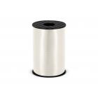 Balta dāvanu iesaiņošanas lente 5mm x 225 m