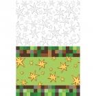 Galdauts Minecraft/TNT Party!, 137 x 243 cm, plastikāta
