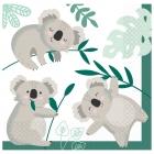 16 salvetes Koala 33 x 33 cm