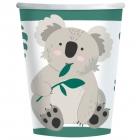 8 glāzes Koala papīrs 250 ml