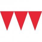 Vimpelu reklāmkarogs Apple sarkanais papīrs 457 x 17,7 cm