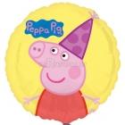 """Peppa Pig  folijas balons  izmērs 17""""/43cm"""