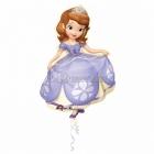 """Folijas hēlija balons """"Princese Sofija"""", izmērs 66 x 88 cm,"""