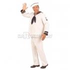 Jūrnieka kostīms, XL izmērs - jaka, bikses un cepure